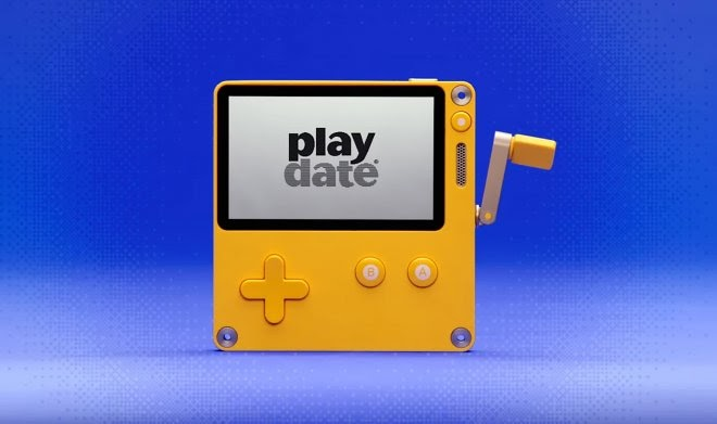 Первая партия из 20000 игровых консолей Playdate была полностью распродана за 17 минут