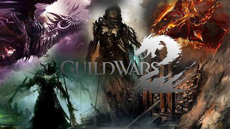 Guild Wars 2 Backgrounds 4K Download