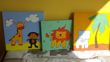 Bilder Fürs Kinderzimmer Selber Malen Nfl
