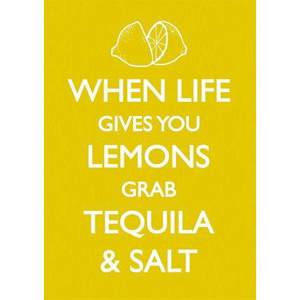 Missing Instinct 6 Responses For When Life Gives You Lemons