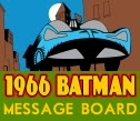 Classic 1966 BATMAN TV Show Message Board!