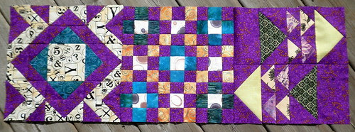 Blogger's Block-A-Palooza - Table Runners