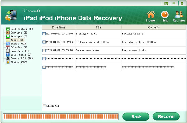 How to Recover Deleted iPhone Text Messages  iPhone SMS Recovery