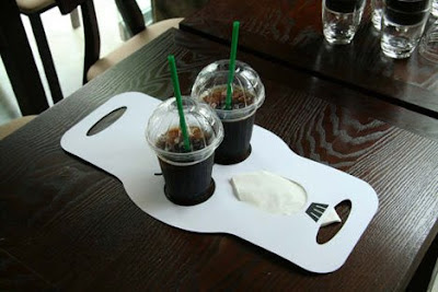 Creative and Cool Coffee Sleeves, Carriers and Holders (21) 3