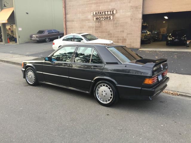 1990 Mercedes Benz 190e 2.5-16v Cosworth for sale ...