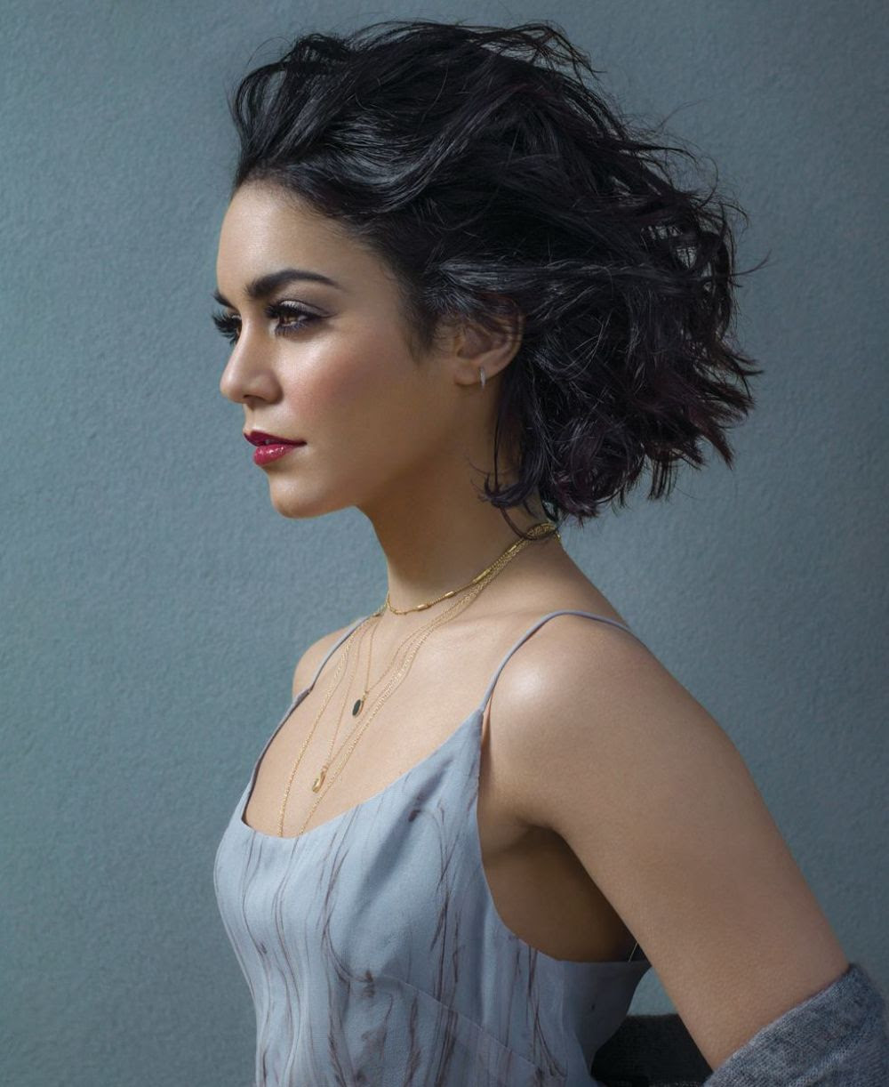 VANESSA HUDGENS in Social Life Magazine, May 2015 Issue