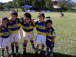 Curso de Rugby Infantil Enseñanza