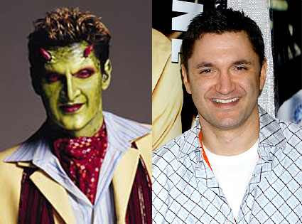 Andy Hallett aka 'Lorne' from Angel