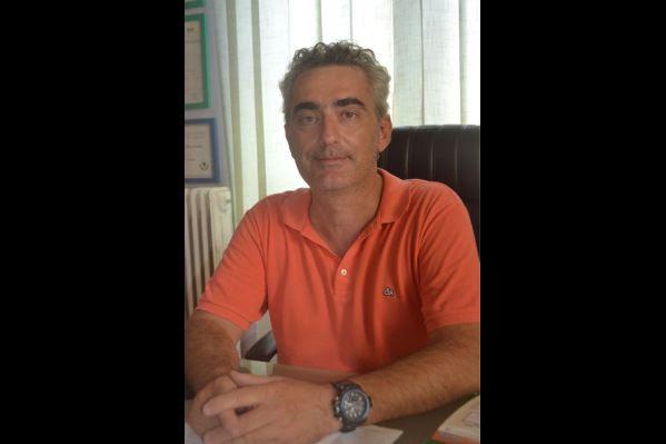 """Ο κ. Ν. Χονδράκης από το φροντιστήριο """"Βαρύτητα"""""""