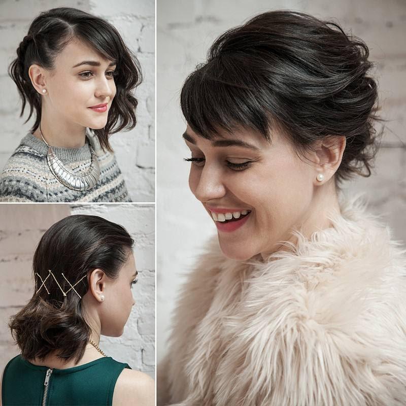 Trendige Frisuren Und Haarfarben