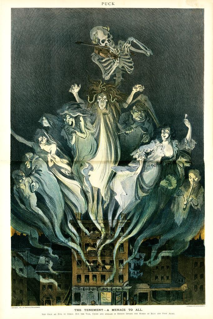 Udo J. Keppler - Illustration in Puck, v. 49, no. 1254 (1901 March 20), centerfold