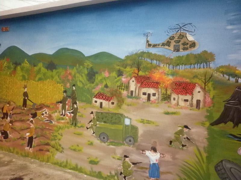Murales Expresion Cultural Y Memoria Historica