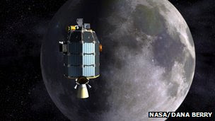 LADEE artist's impression