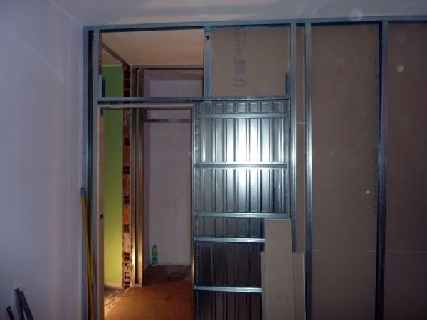 Il meglio di potere porte con telaio a scomparsa x - Porta di cartongesso ...