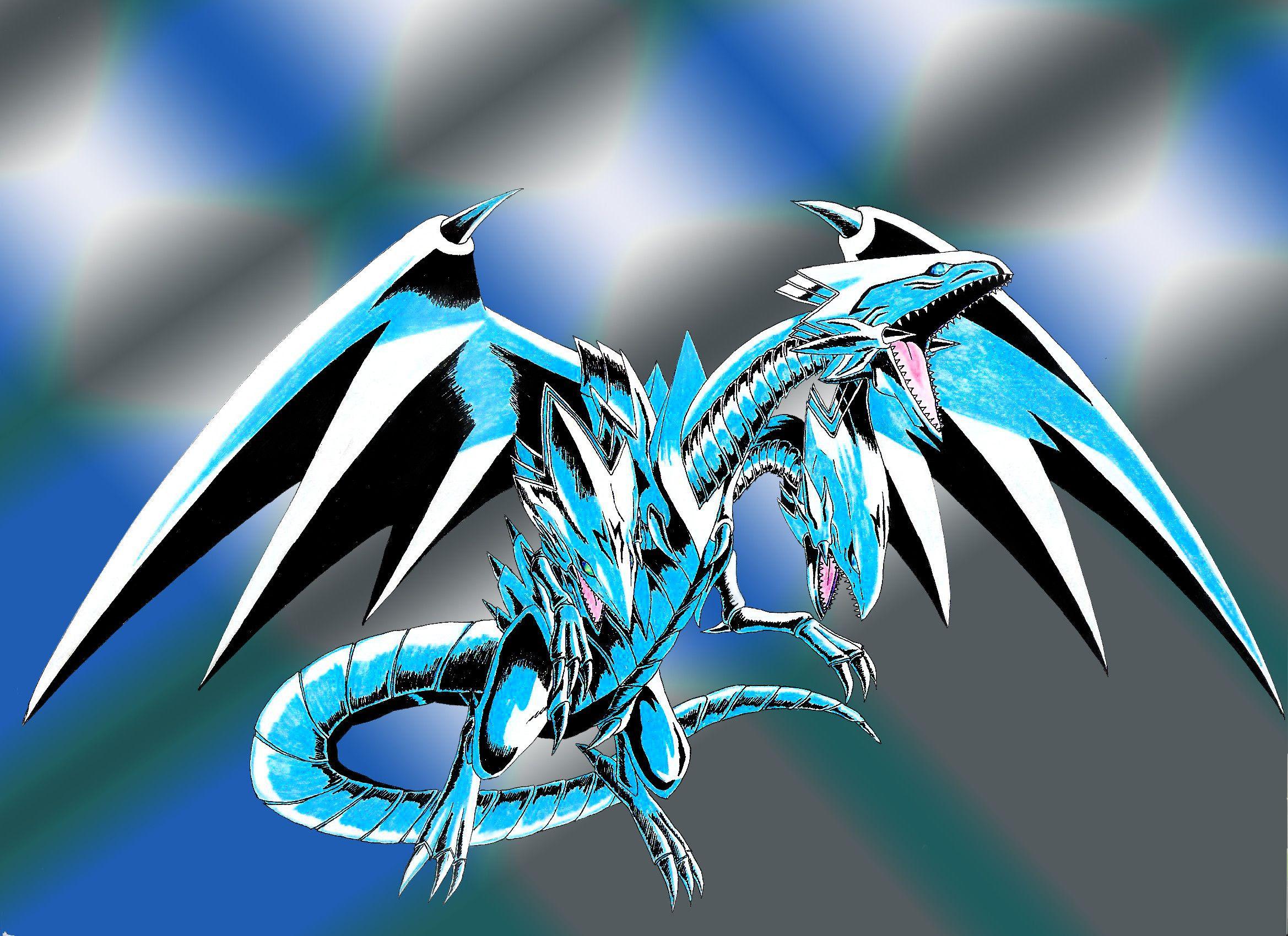 Blue Eyes Ultimate Dragon Wallpaper Sf Wallpaper