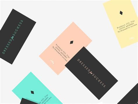 15 New Business Cards Collection from April