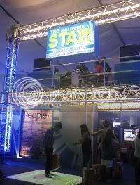 Philippine Star Booth