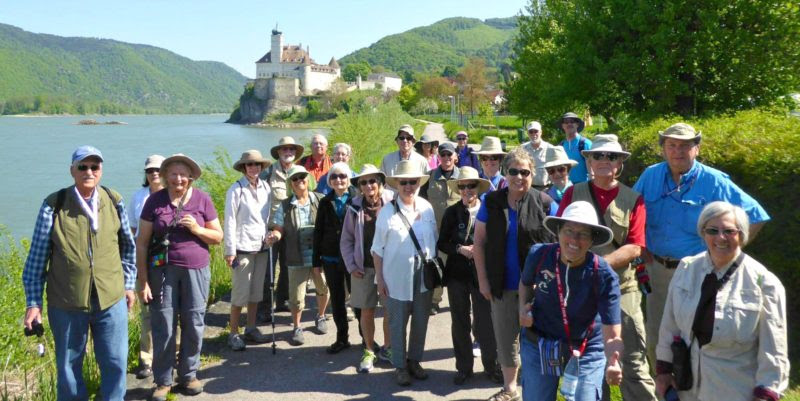 Senior Group Travel Vacations and Tours   Walking Adventures