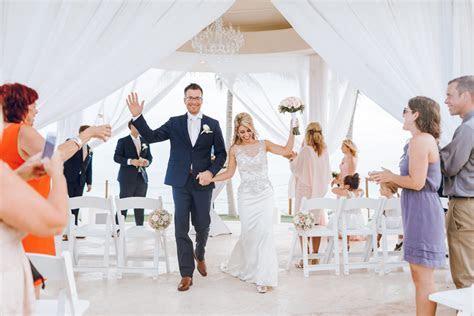 Cancun Wedding at Beach Palace   Thaise   Eder   Monica