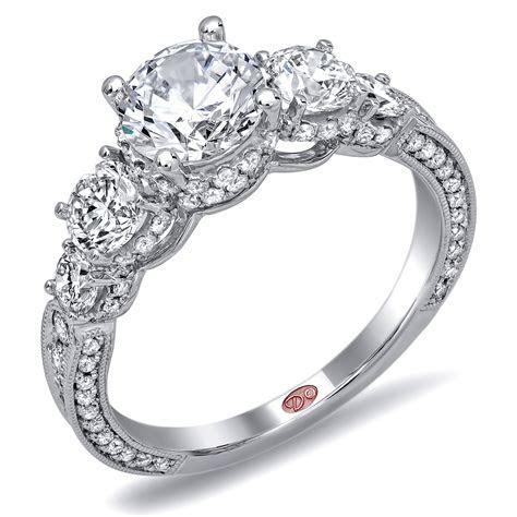 Unique Engagement Rings   DW6032