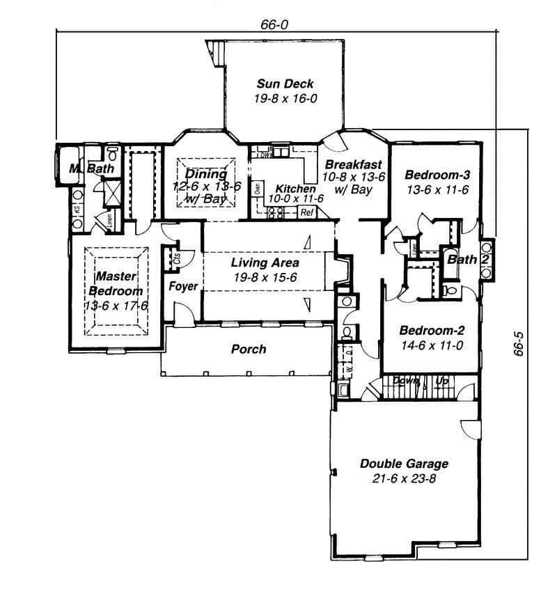 Unique L Shaped 4 Bedroom House Plans - New Home Plans Design