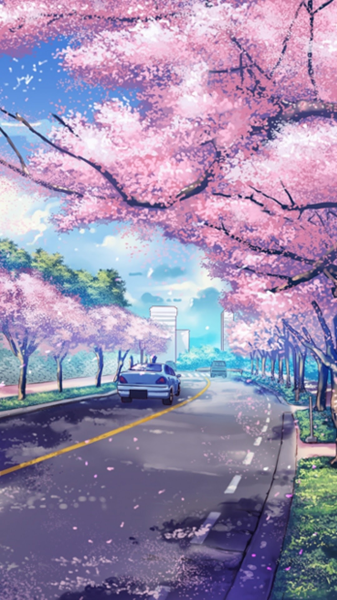 Anime Scenery Wallpapers (78+ background pictures)