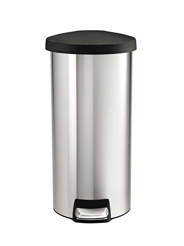 Best Trash Cans 2018 Small Slim Or Big For Home And Kitchen