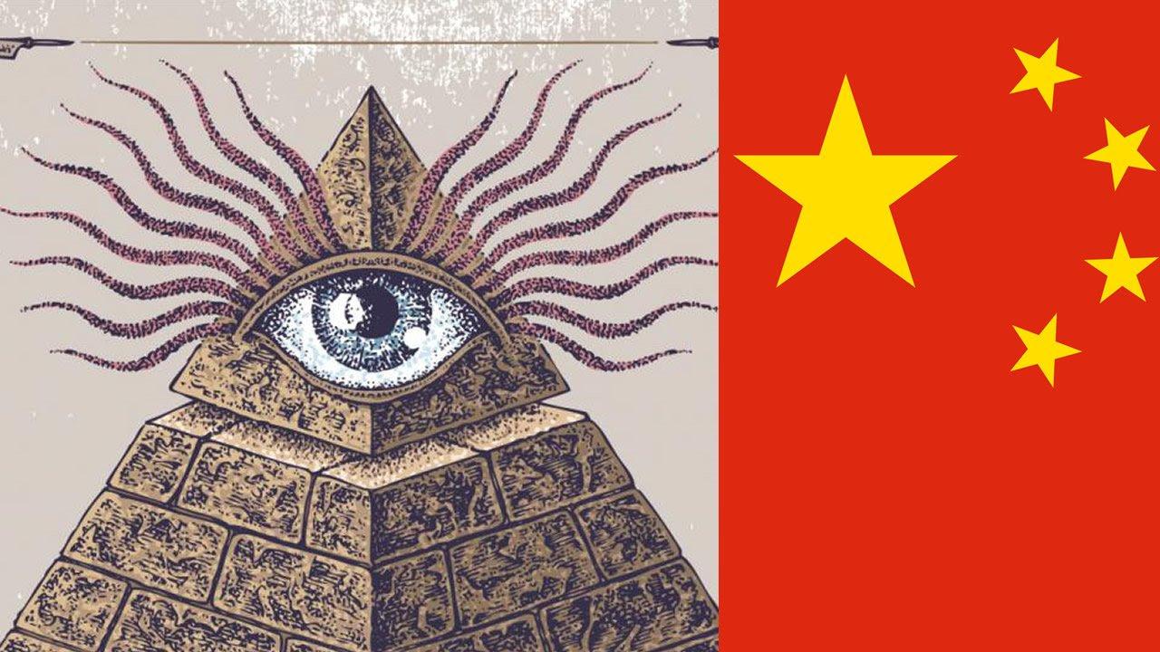 Sociedad Secreta China desafía y amenaza a los Illuminati
