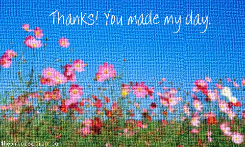 You Made My Day Free Congratulations Ecards Greeting Cards 123