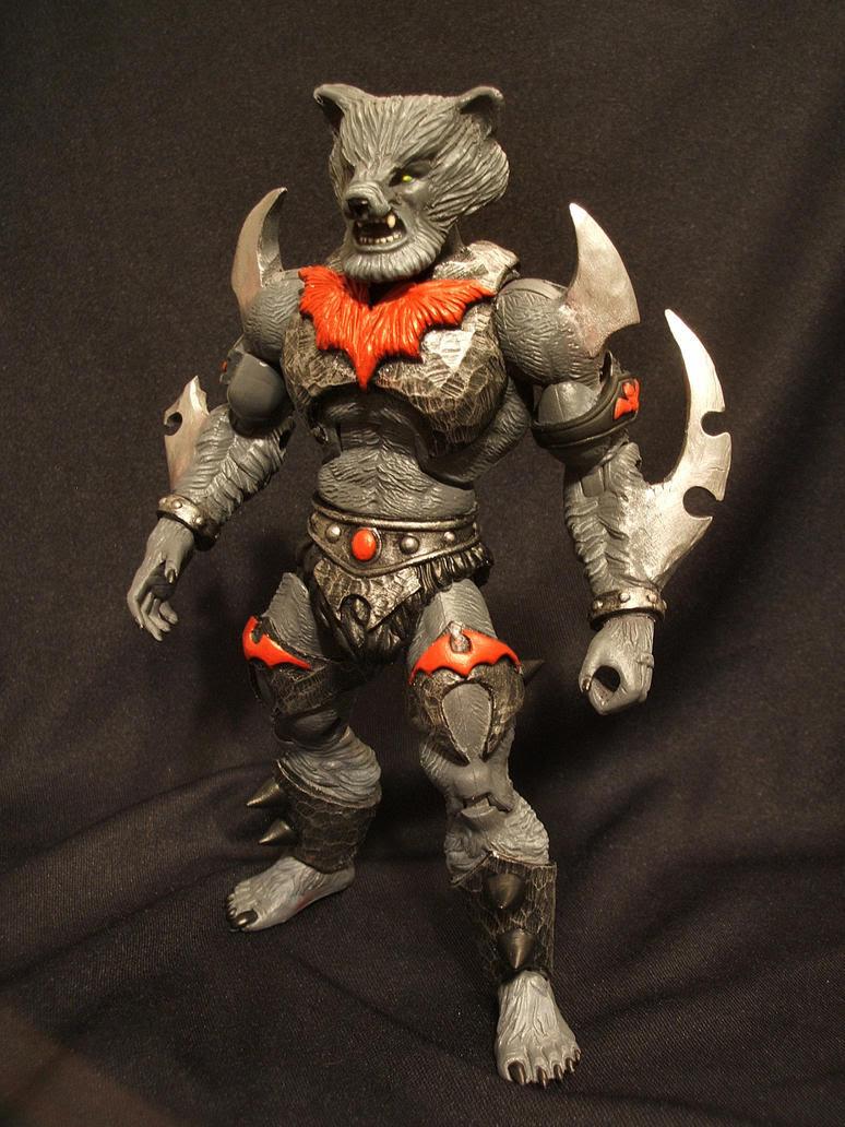 MOTUC custom War-Wolf V2 2 by masterenglish