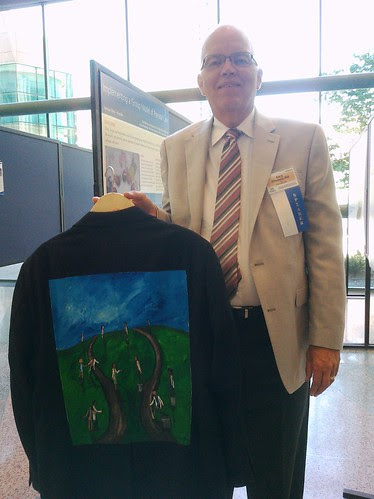 Gary and his Jacket