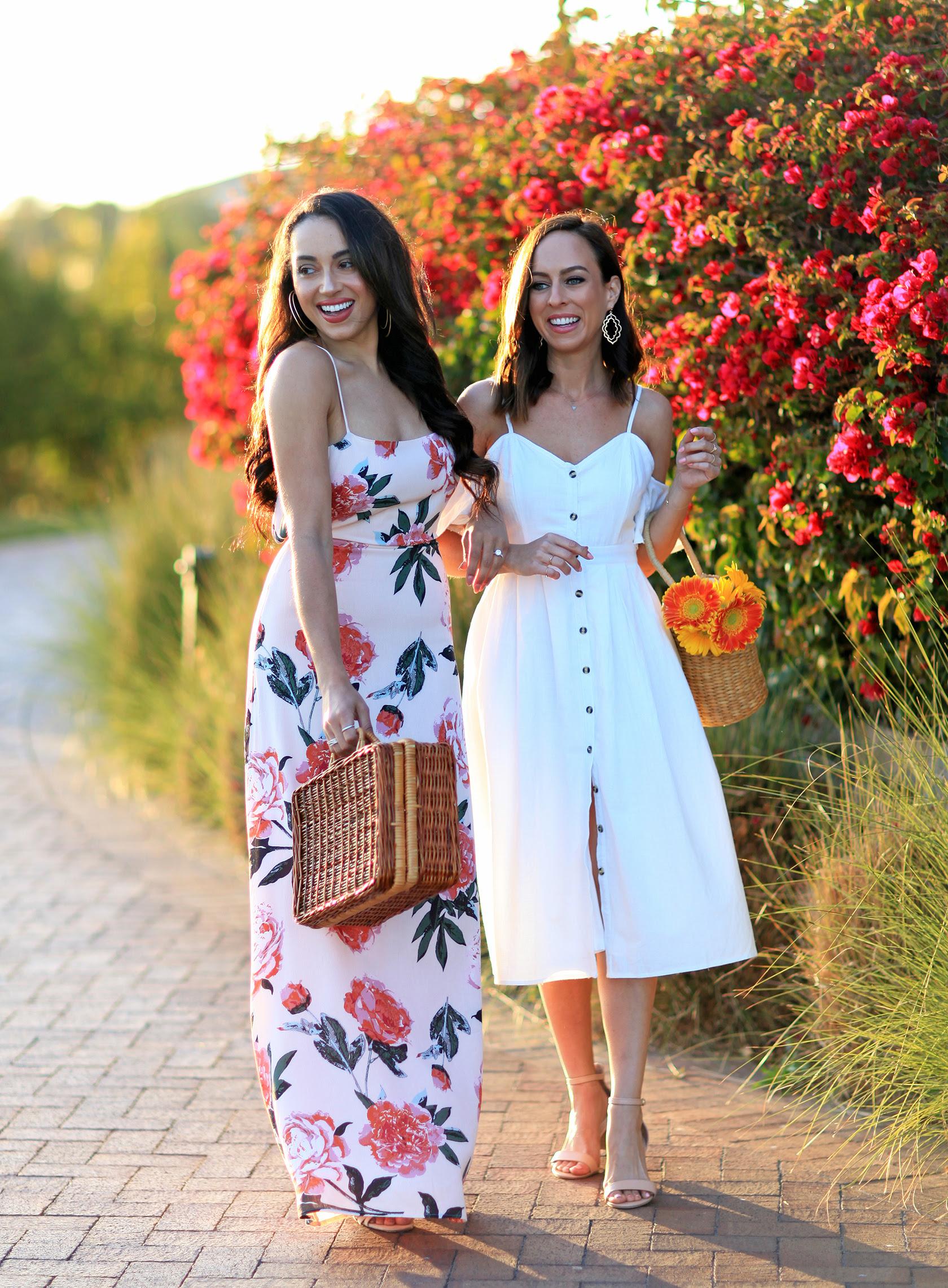 Summer Vacation Dresses | 2018 Fashion & Travel