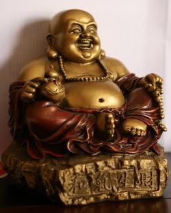 Budai The Laughing Buddha