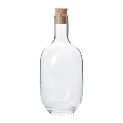 SINNERLIG Pullo IKEA Suupuhallettu. Jokainen pullo on ainutlaatuinen.