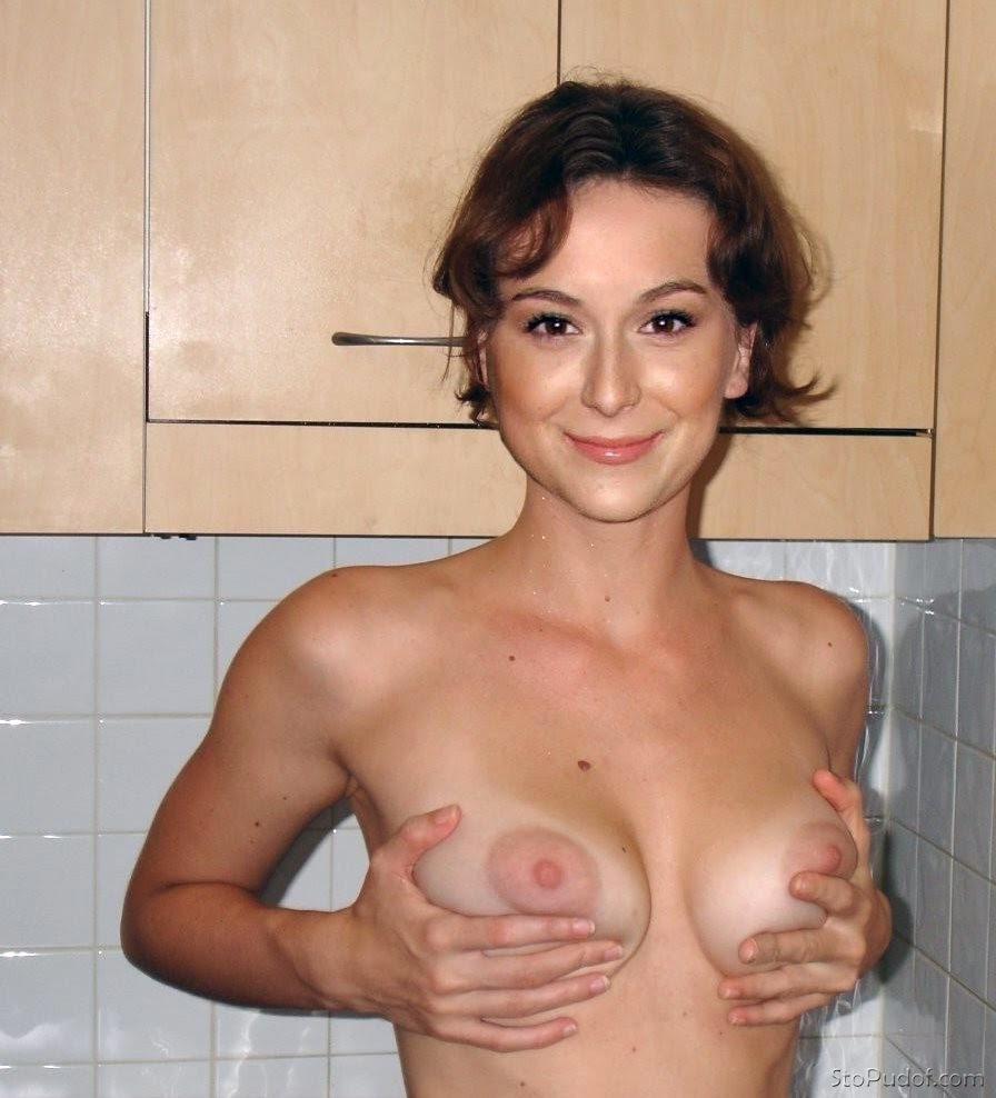 Alexa Penavega Nude