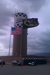 NASCAR Auto Club 400 Tower at Fontana CA