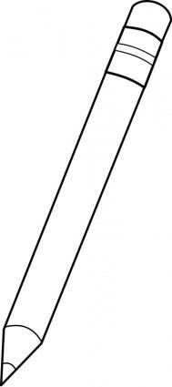Crayon Tambang Pensil  vektor Clip Art vektor Gratis