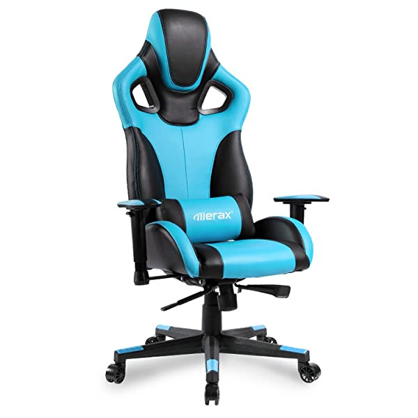 Merax Computer Gaming Chair High Back Racing Style Chair Ergonomic