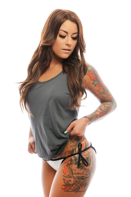 Tattwo Clothing Grey Tank