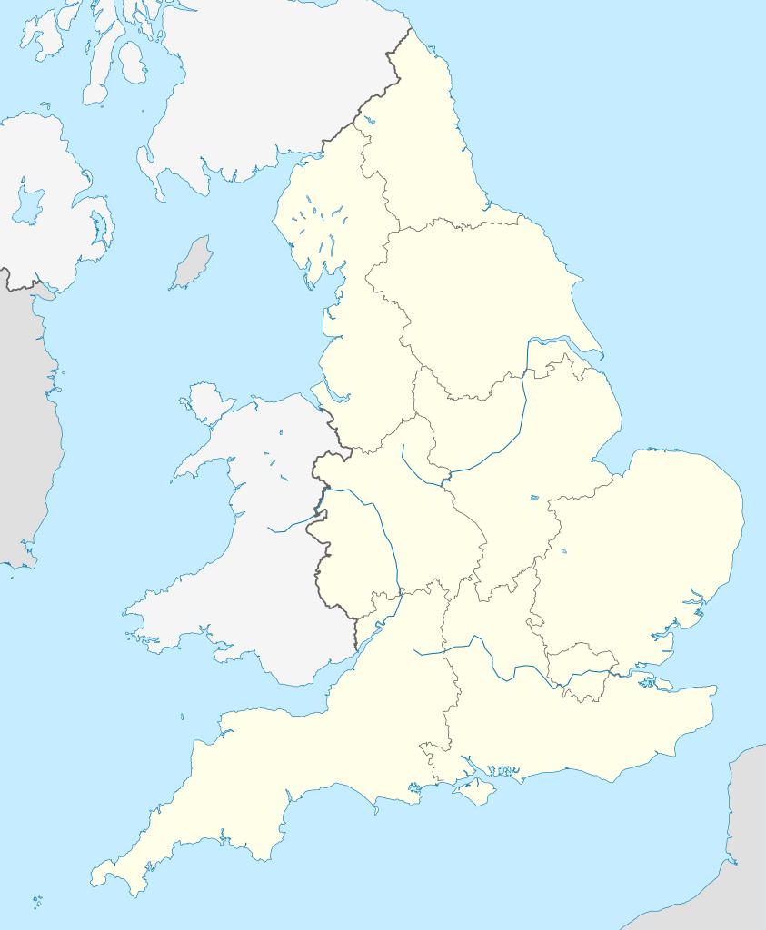 Fileengland Location Map Svg Wikipedia