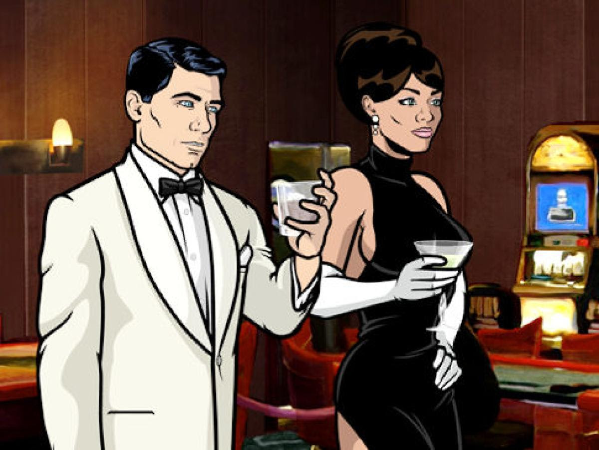 Funny Archer Quotes Fx. QuotesGram