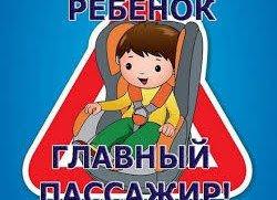 КБР. На дорогах Кабардино-Балкарии пройдет декадник по массовой проверке соблюдения правил безопасной перевозки детей