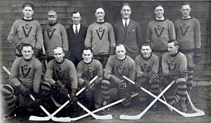 1924-25 Victoria Cougars