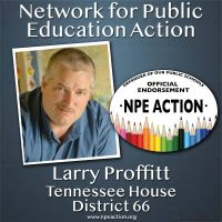 NPE Action Endorses Larry Proffitt for the Tennessee House