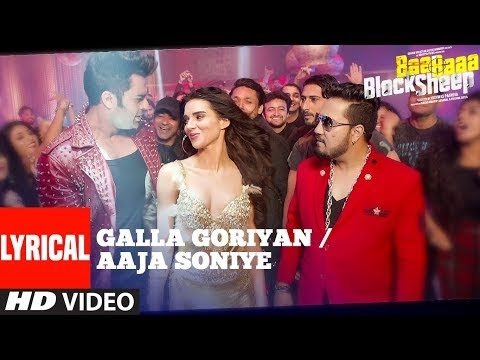 GALLA GORIYAN SONG LYRICS - MANJARI PHADNIS, MANISH PAUL, MIKA SINGH