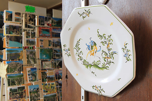 Faïence pottery in Moustiers-Sainte-Marie