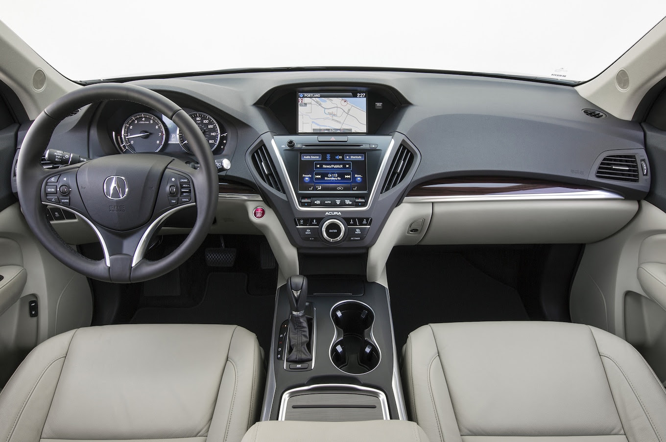 2014 Acura MDX Reviews and Rating | Motor Trend