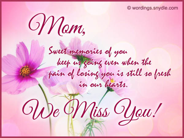 Mother 1st Death Anniversary Quotes Death Poems One Year Death