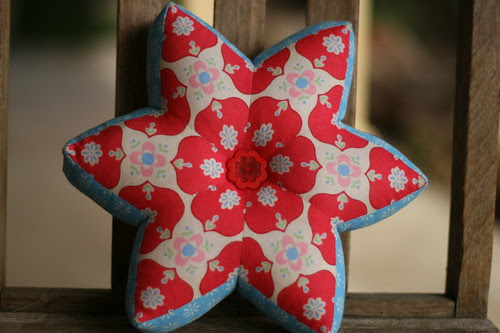Rosalie Quinlan pin cushion