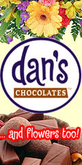 Dan's Chocolates & Flowers